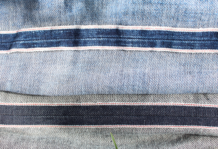 Selvage Edge Detail